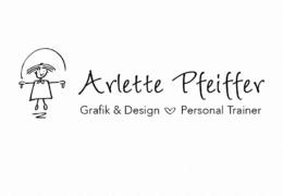 <h4>Logo Arlette Pfeiffer</h4>