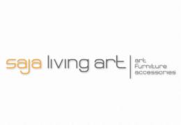 <h4>Logo saja living art</h4>